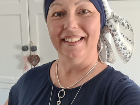 Chemo Number 5.. Last but One...Tuesday 08th June 2021.