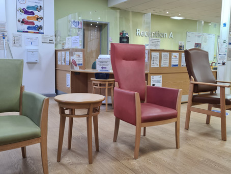 Meeting the Oncologist - Burton Queens 12 February 2021