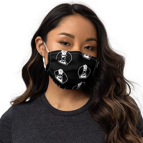 Black B-SCI Face Mask