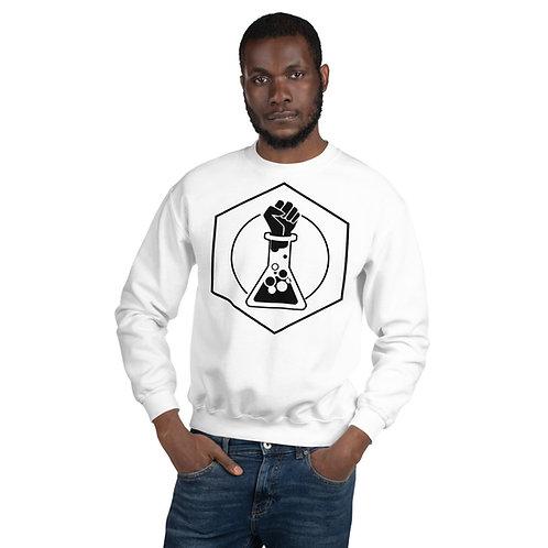 B-SCI White or Gray Unisex Sweatshirt