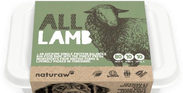 Naturaw - All Lamb