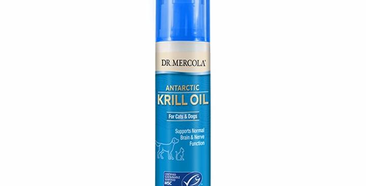 Dr Mercola - Krill Oil Liquid Pump for Cats & Dogs