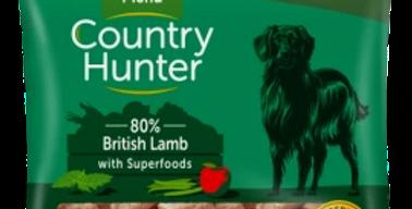 COUNTRY HUNTER RAW NUGGETS  BRITISH LAMB