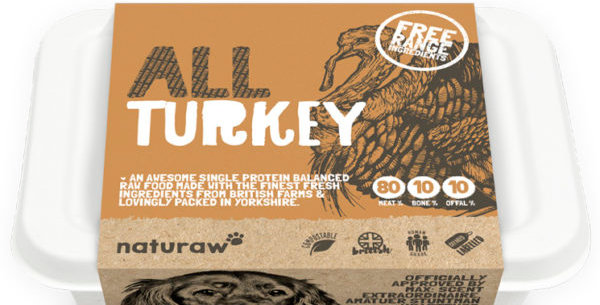 Naturaw - All Turkey (free range)