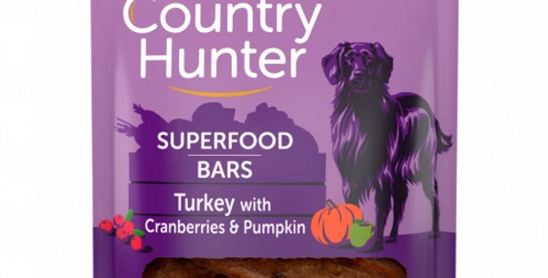 Country Hunter Superfood Bars (Turkey)