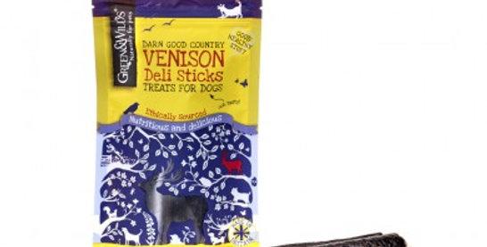 Venison Deli Sticks (75g)