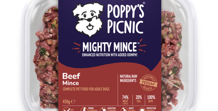 MIGHTY MINCE Beef