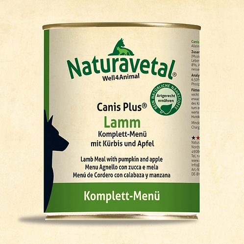 Canis Plus® Lamb Complete Meal