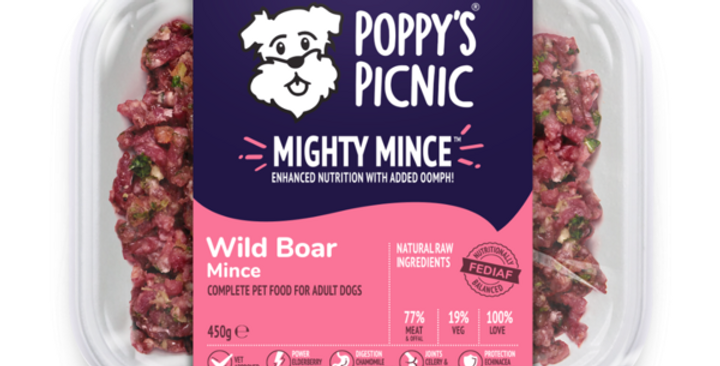 MIGHTY MINCE Wild Boar