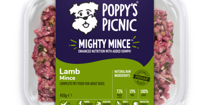 MIGHTY MINCE Lamb