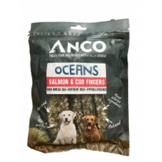 Anco Oceans Salmon & Cod Fingers
