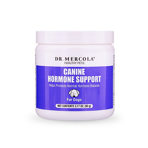 Dr Mercola - Canine Hormone Support