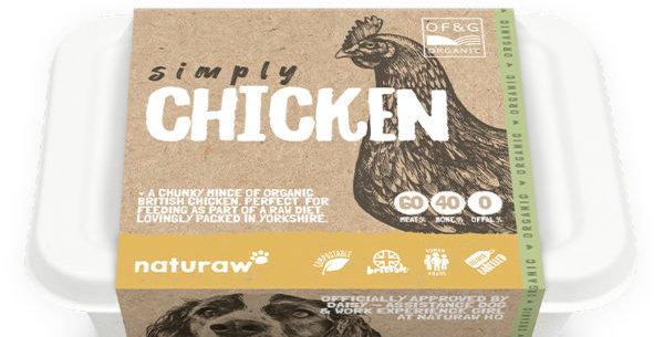 Naturaw - Simply Chicken (Organic)