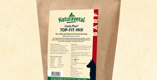 Canis Plus® Top-Fit-Mix Flakes