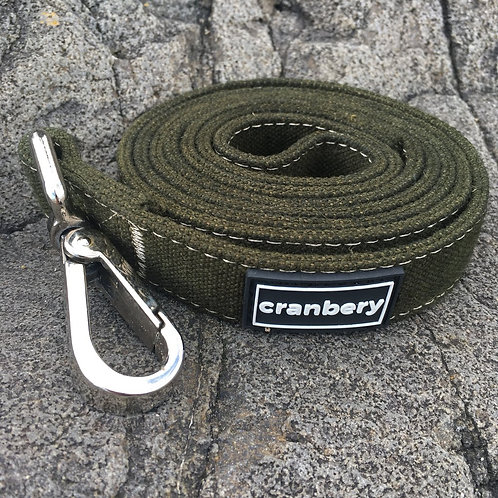 Cranbery - Hemp Lead 4ft (Tullymore Green)