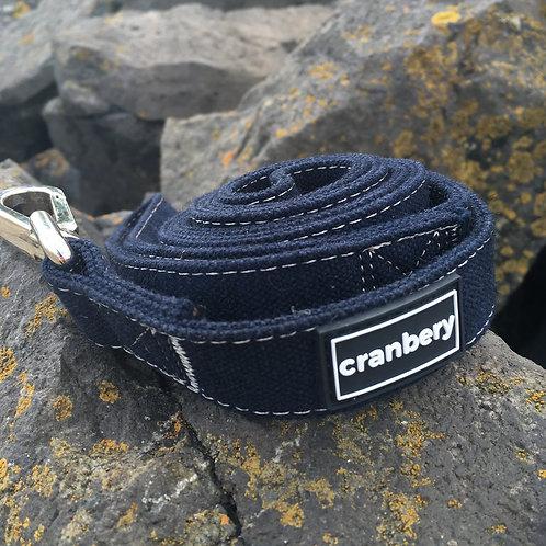 Cranbery - Hemp Lead 4ft (Ink Blue)