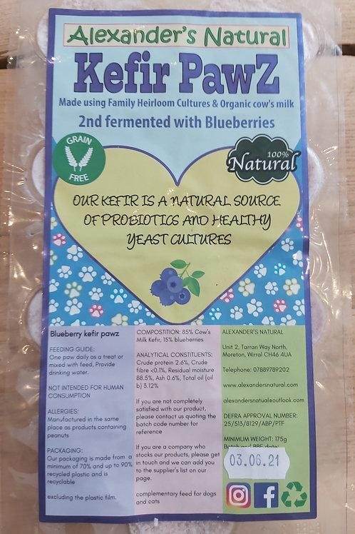 Alexander Naturals Kefir Pawz - Blueberry