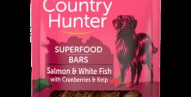 Country Hunter Superfood Bars (Salmon & White Fish)