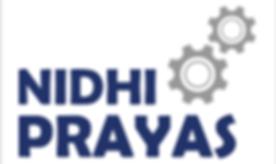 Nidhi prayas Logo.png