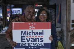 Michael Evans for Mansfield Mayor El Pri