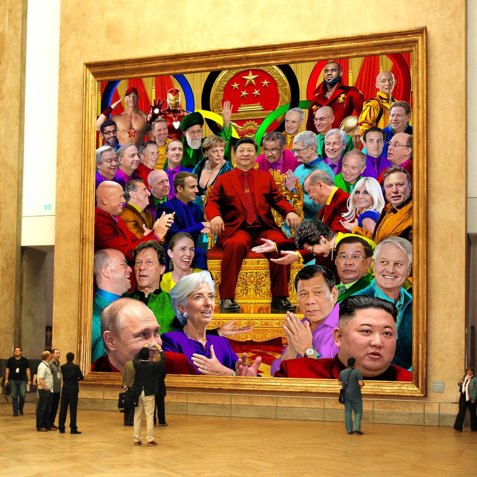 Appeasing The Last Emperor Museum