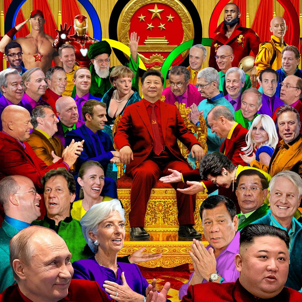 Appeasing of The Last Emperor.