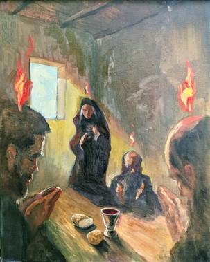 Pentecost Meditation & Art