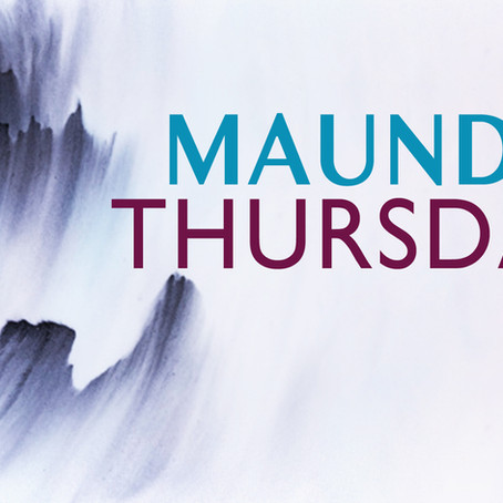 Maundy Thursday: The Anti-Revival Liturgy Worth Reviving (with Jay Greener & Tara Owens)