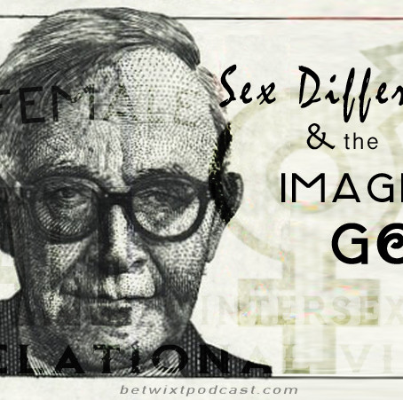 Gender Binary & Intersex with Megan DeFranza (Part 4: Image of God & the Feminine Experience