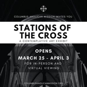 Stations of the Cross Art Exhibit