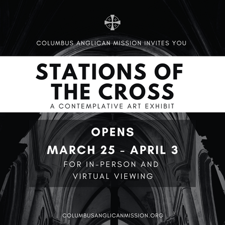 Betwixt Stations of the Cross + Virtual Art Exhibit