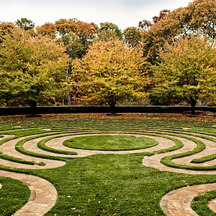 Autumn Labyrinth Walk