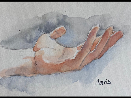 Advent Week 1: HOPE (A Visio Divina Meditation with Artist Michelle Morris)