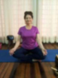 Licda. Gisselle Lamicq Zamora, Abogada, fundadora y Maestra de Yoga del Centro de Medicina Bioenergética ABBA.