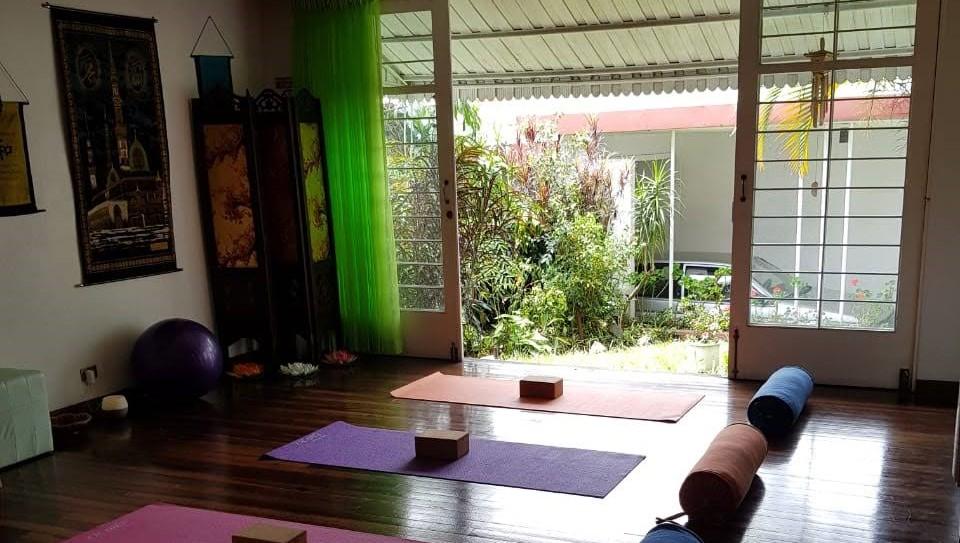 Salón de Yoga fig.3.