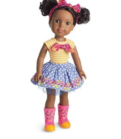 For White People Who Considered Buying a Black Doll When the Racism was too much...