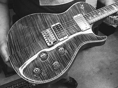 PRS ギター シングルカット
