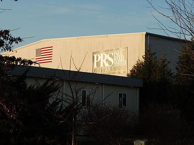 PRS ギター スティーブンスビル