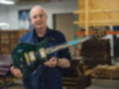 PRS ギター ドラゴン