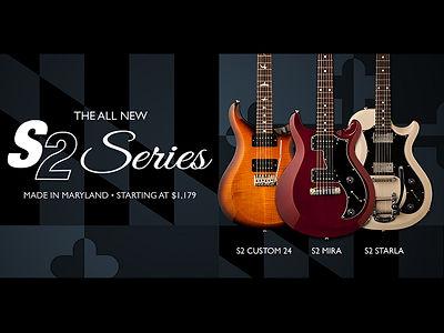 PRS ギター S2