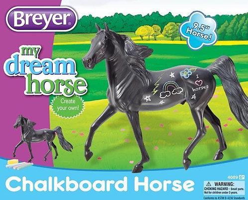 Breyer Chalkboard Horse