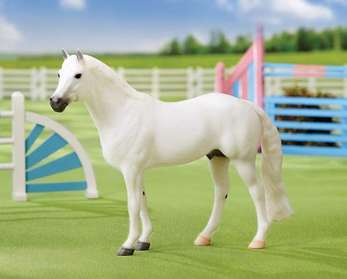 Snowman Breyer Horse