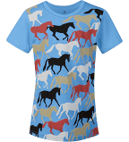 Kerrits Kids Round Up tee