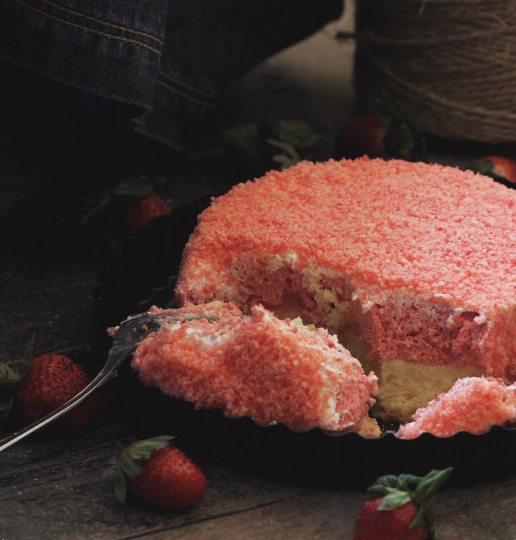 Strawberry Chseecake