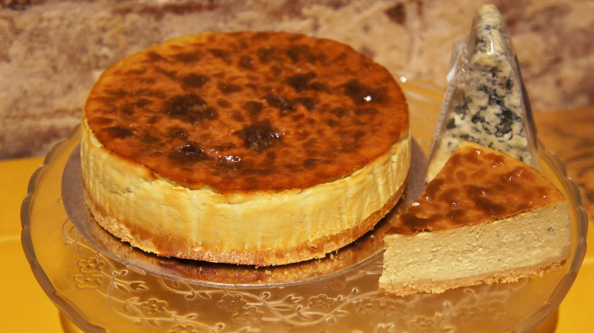 Camambert Cheesecake