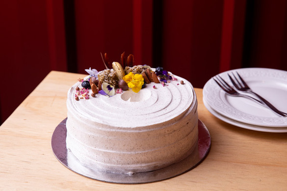 Earlgrey Chiffon Cake