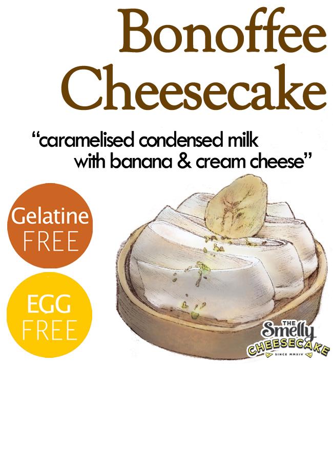 Bonoffee Cheesecake