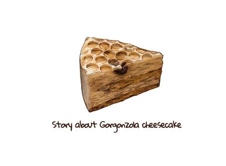 [Smellytoon] Ep5: Honey Gorgonzola Cheesecake