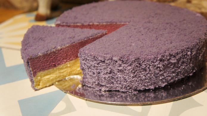 Mixed-berry Cheesecake