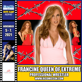 FRANCINE QUEEN OF EXTREME